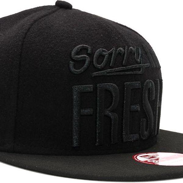 Kšiltovka New Era Sorry I'm Fresh Black Snapback
