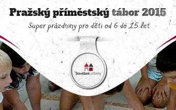 Pražský příměstský tábor pro děti 6 - 15 let