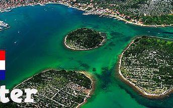 Rodinná dovolená v Chorvatsku na ostrově Murter! 8 dní (7 nocí) pro 1 osobu.