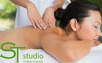 Ruční 60minutová lymfatická masáž