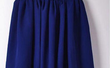 Barevná šifonová sukně!