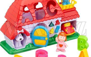 Simba ABC Veselý domeček