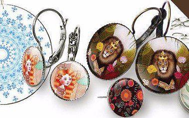 Ručně vyráběné šperky – 300 motivů, 9 druhů