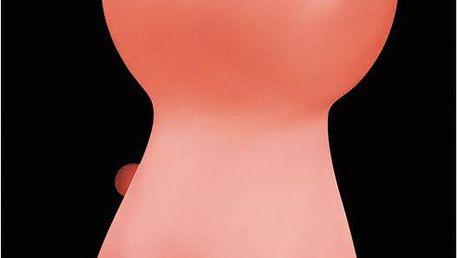 Noční dětská lampička - Kočička