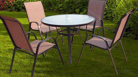 SET zahradního nábytku