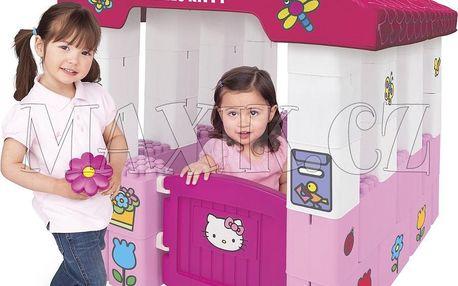 Megabloks Mega Hello Kitty Domeček