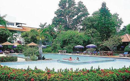 Hotel SUNSHINE GARDEN, Thajsko, letecky, snídaně v ceně