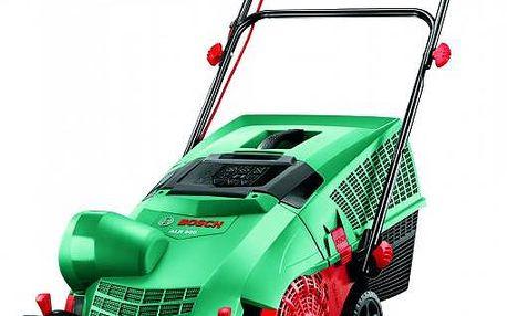 Provzdušňovač trávníku ALR 900 pro důkladné odstranění mechu a provzdušnění