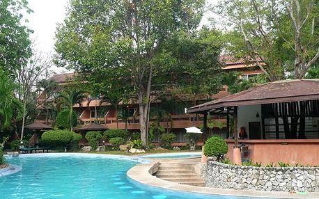 Hotel LOMA, Thajsko, letecky, snídaně v ceně