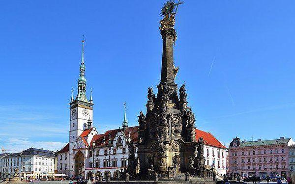 Relax v historickém centru moravského Šternberka4