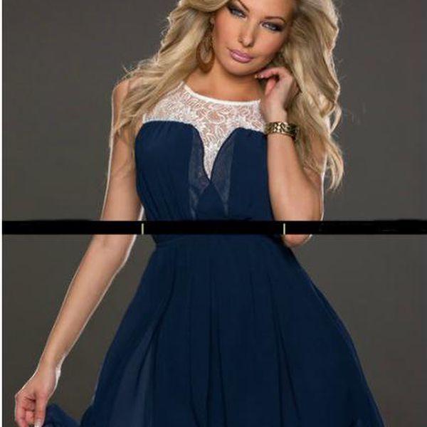 Romantické šaty