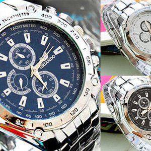 Pánské hodinky Oriando s baterií, vč. doručení. 3 barvy na výběr. Masivní provedení.