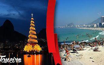 12denní vánoční cesta po plážích Brazílie: dovolená, na kterou nezapomenete!
