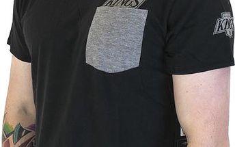 Triko 47 Brand Sneak Tip Los Angeles Kings Black