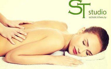 Salon estetické kosmetologie ST: Výběr ze 4 druhů masáží