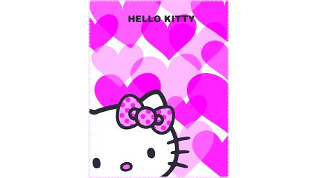 Fleece dečka Hello Kitty Mimi Love