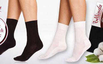 10 párů inovativních dámských ponožek Bellinda