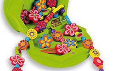 Dětský kufřík se šperky