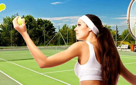 Permanentka na badminton nebo tenis - 10 her