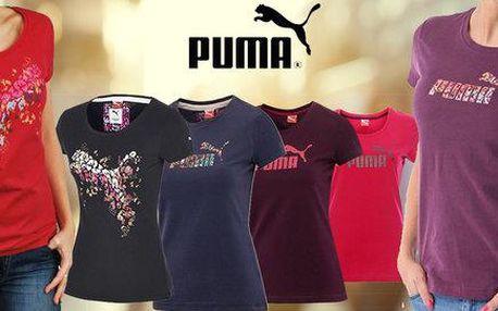 Dámské tričko Puma dle výběru