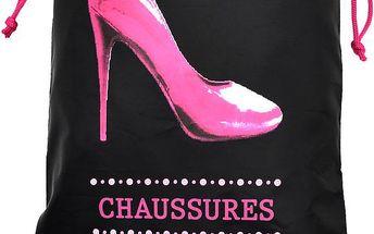 Cestovní taška na boty Chaussures Lady, 40x30 cm