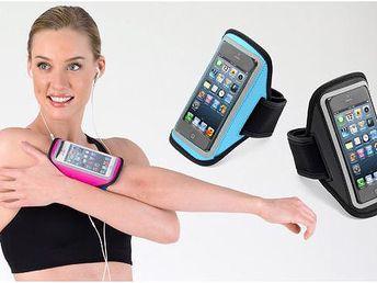 Pouzdro na mobil a jiné drobnosti pro sportovce!
