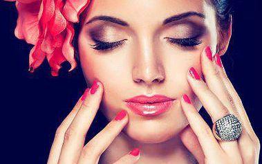 Hodinové kosmetické ošetření s revitalizací pleti kosmetikou z glycerinu nebo Tee Tri oil a dárek!