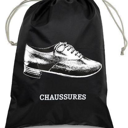 Cestovní taška na boty Chaussures, 40x30 cm