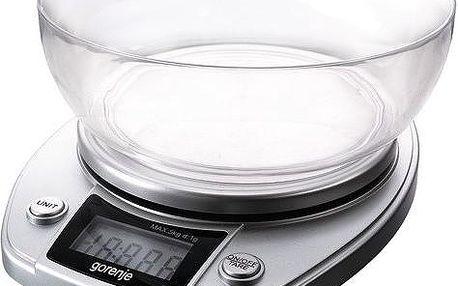 Kuchyňská váhaGorenje KT05NS