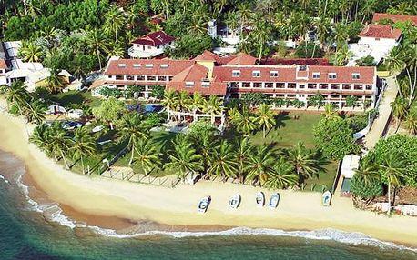 Hotel TAPRO SPA FOOTPRINTS, Srí Lanka, letecky, polopenze