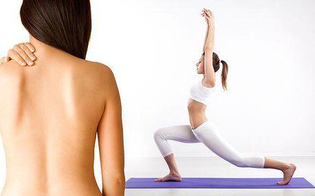 1 hodina nebo 3 hodiny zdravotního cvičení Pevné tělo, zdravá záda v Praze