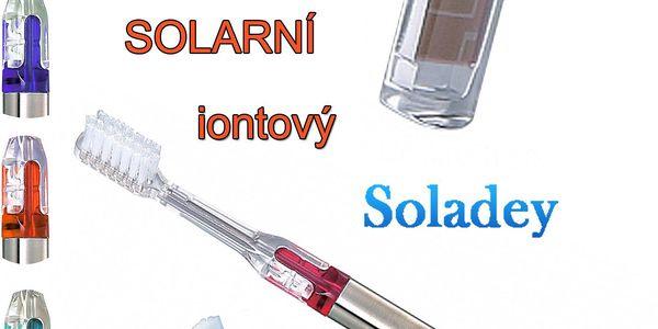 Iontový zubní kartáček Soladey 3