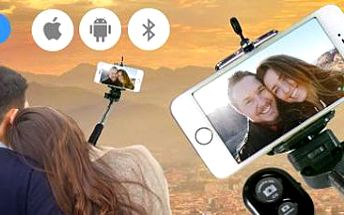 Fotografický set selfie: pro perfektní fotografie kdekoliv!