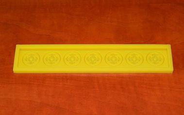 Silikonový pásek - templář