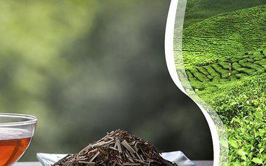 Balíček kvalitních čajů, 300 g balení. Černý čaj Pu-Erh, zelený Oolong a bylinný čaj Lapacho.