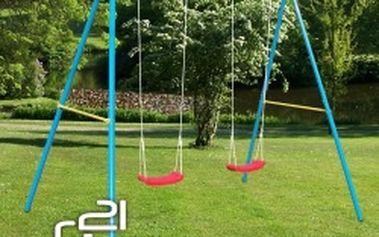 G21 Relax zahradní houpačka pro 2 děti