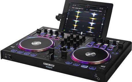 Profesionální DJ kontroler pro iPad Reloop BeatPad