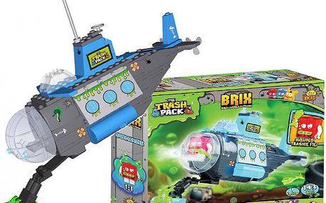 COBI stavebnice Ponorka Smeťáků