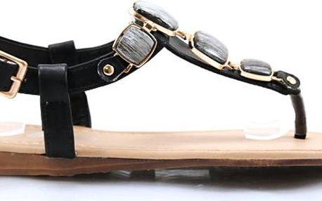 Stylové sandálky J-02B