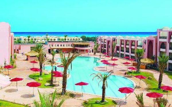 Tunisko, oblast Djerba, doprava letecky, all Inclusive, ubytování v 4* hotelu na 12 dní
