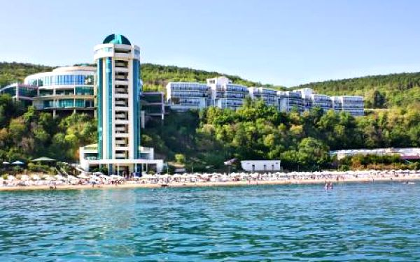Bulharsko, oblast Sveti Vlas, doprava letecky, all Inclusive, ubytování v 3,5* hotelu na 8 dní