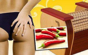 Rolletic + Chilli papričky (nepálí - spalují)