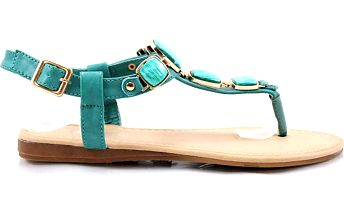 Sandálky J-02TUR Velikost: 36
