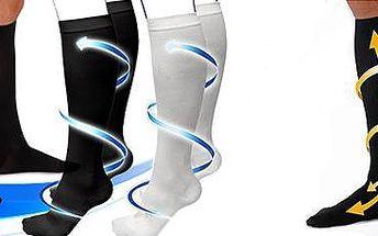 3 páry ponožek, které léčí: Kvalitní materiál a komfortní nošení!