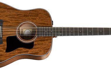 Elektroakustická barytonová kytara Taylor 320e Baritone SLTD