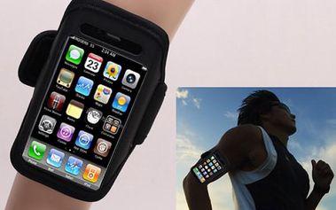 Sportovní pouzdro na ruku pro iPhone 4S