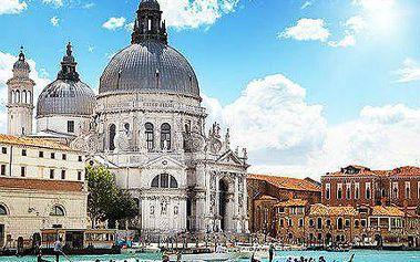 Poznávací zájezd do Benátek a na ostrov Buráno a Muráno