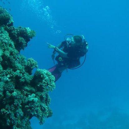 Kopie - Kurz OWD - potápění pro začátečníky do max. hloubky 21 metrů