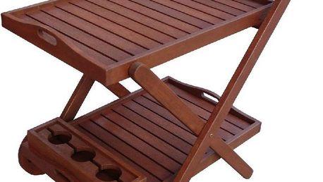 V-GARDEN VeGAS servírovací stolek
