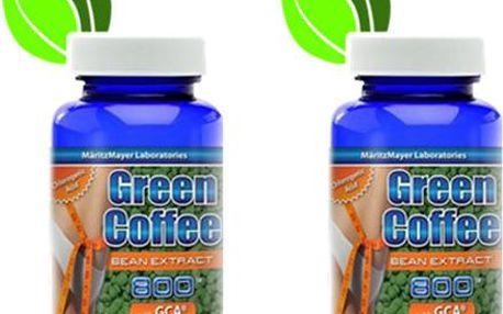 8x účinnější zelená káva pro rychlejší spalování
